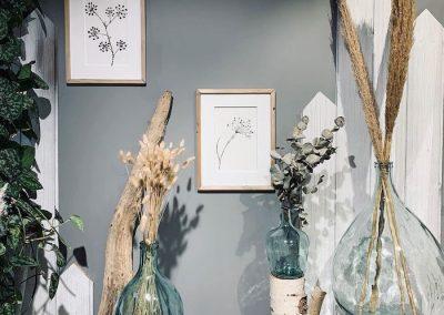 décoration - une fleur une histoire