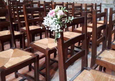 décors d'église - une fleur une histoire