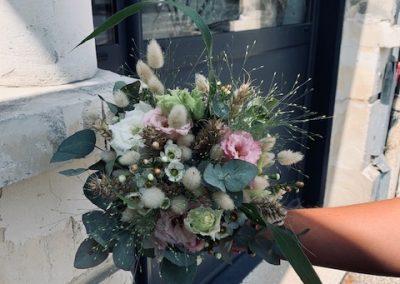 une fleur une histoire - Mariage