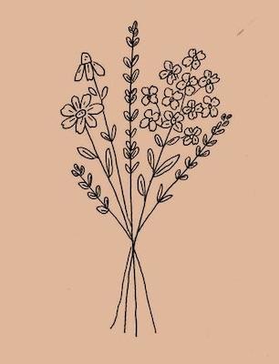 mariages une fleur